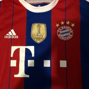 Bayern München Munich jersey soccer football shirt